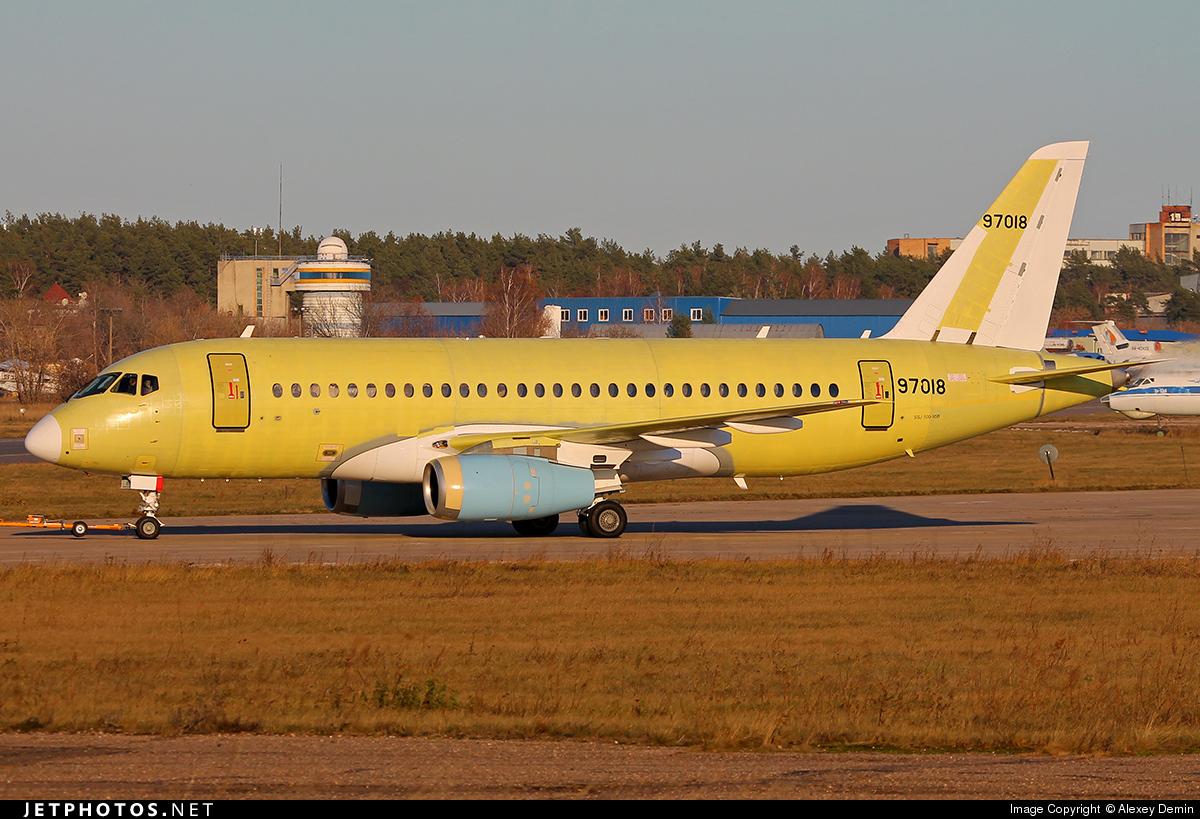 Sukhoi Superjet-100 - 95071