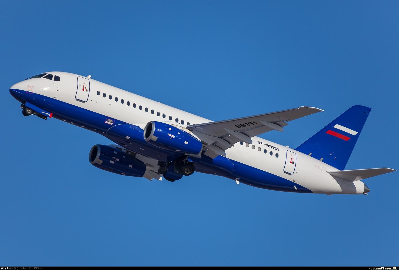Sukhoi Superjet-100 - 95011