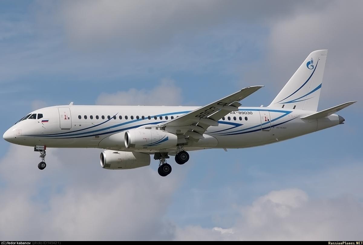 Sukhoi Superjet-100 RA-89030 (95058)