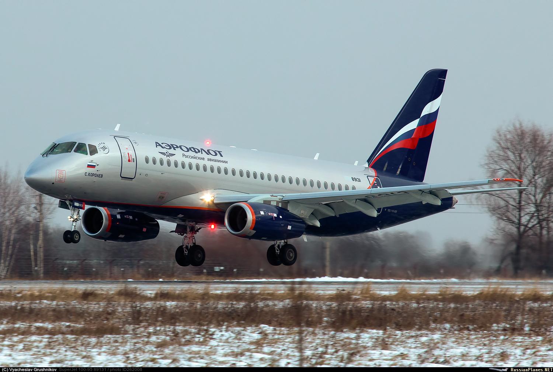 Sukhoi Superjet-100 RA-89131 (95194)