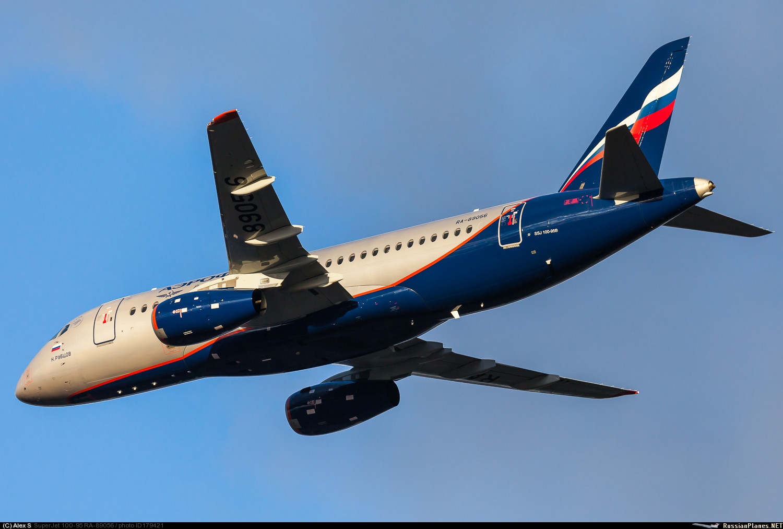 Sukhoi Superjet-100 RA-89056 (95094)