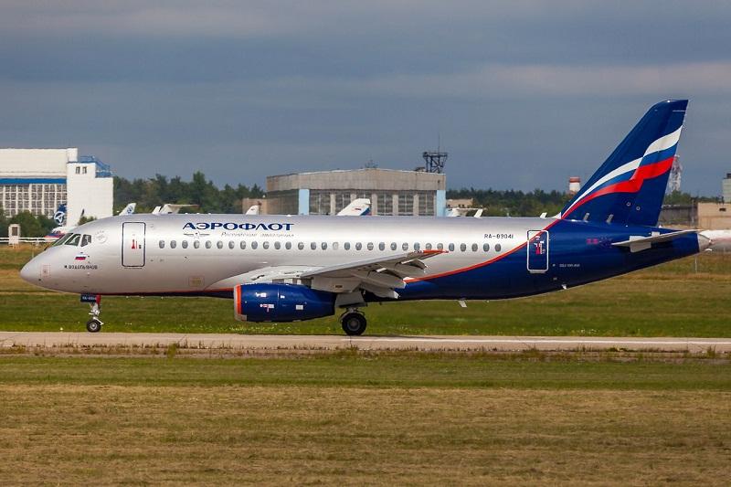 Sukhoi Superjet-100 RA-89041 (95063)