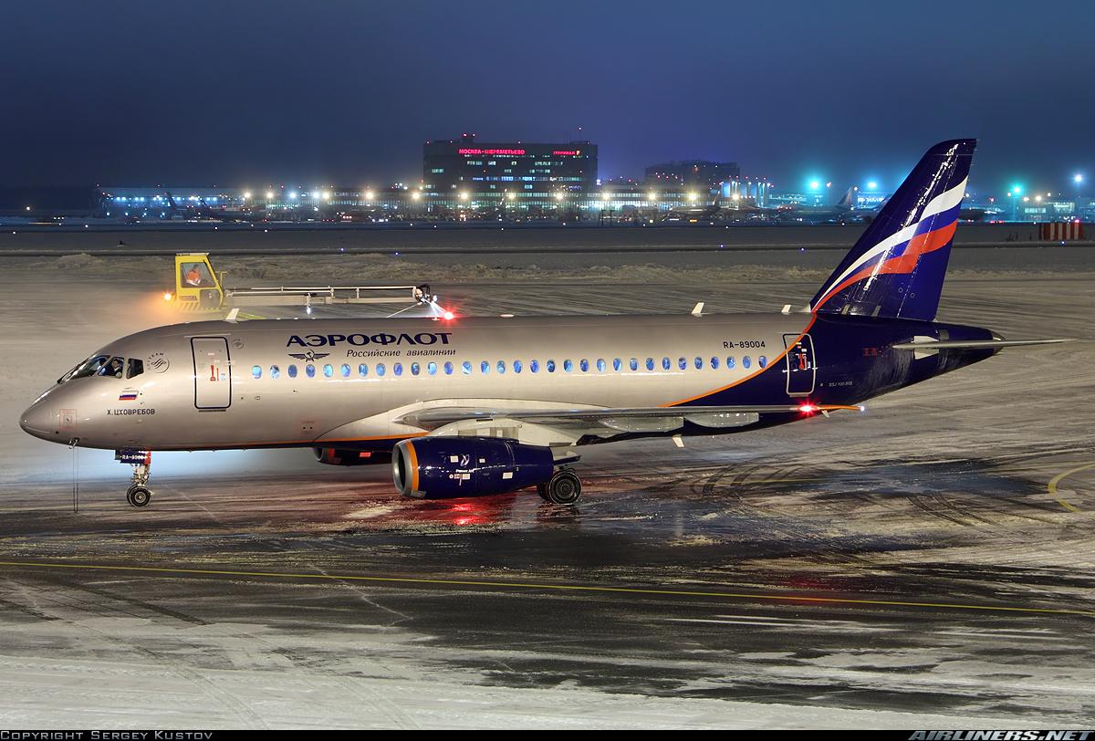 Sukhoi Superjet-100 - Предотвращение обледениения