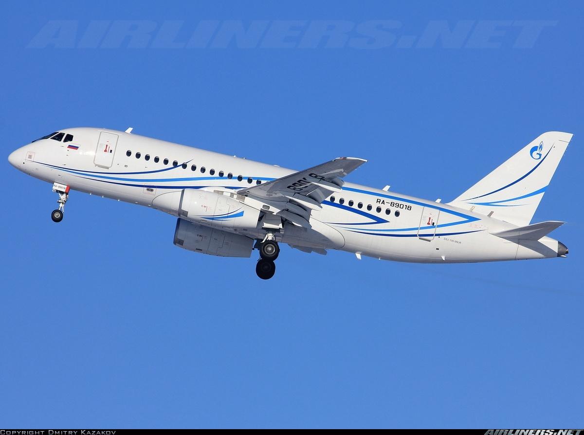 Sukhoi Superjet-100 - 95033
