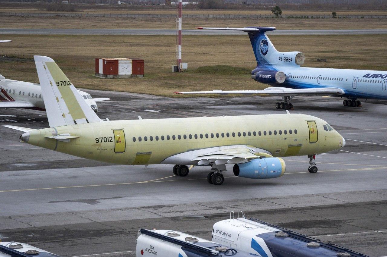 Sukhoi Superjet-100 (95087)