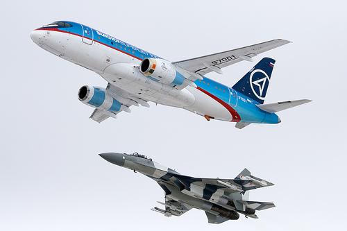 Sukhoi Superjet-100 97001 (95001)
