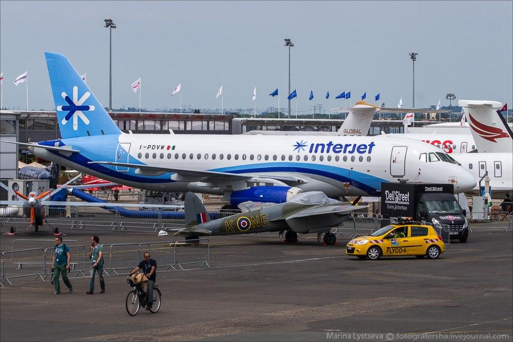 Sukhoi Superjet-100 XA-NGO (95071)