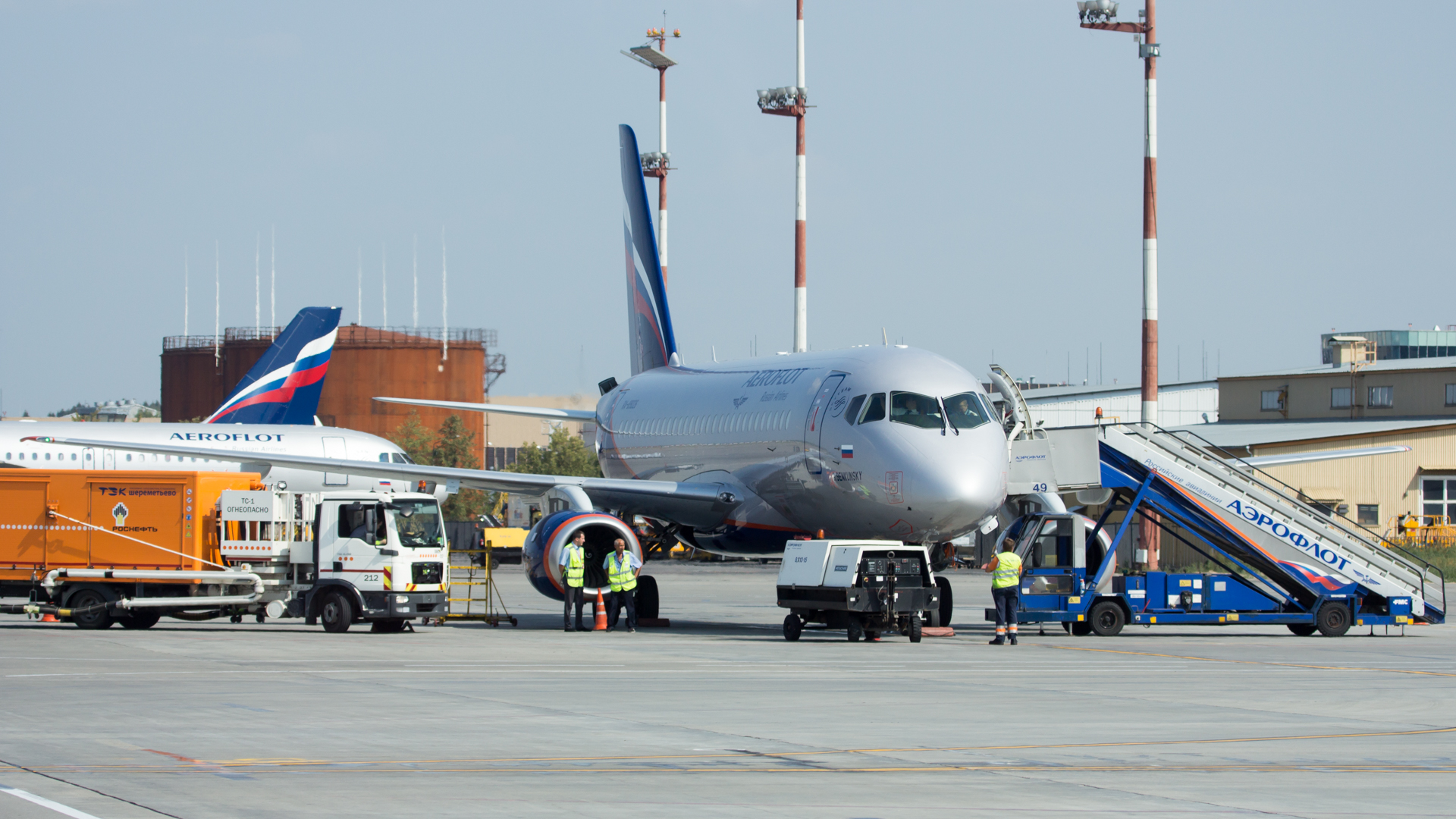 Sukhoi Superjet-100 - RA-89026