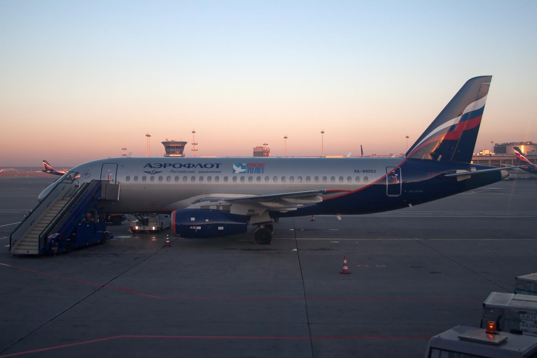 Sukhoi Superjet-100 - RA-89052