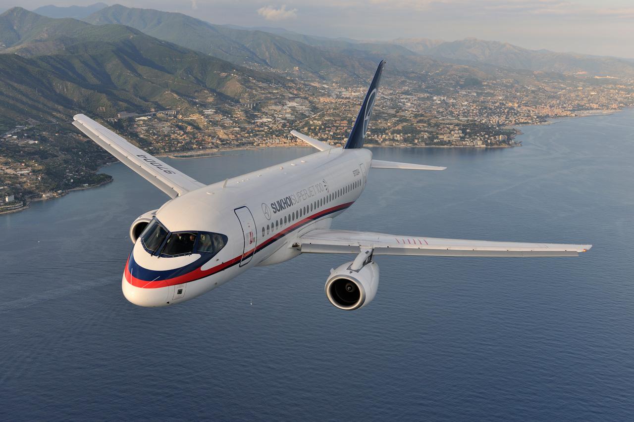 Sukhoi Superjet-100 97004 (95004)