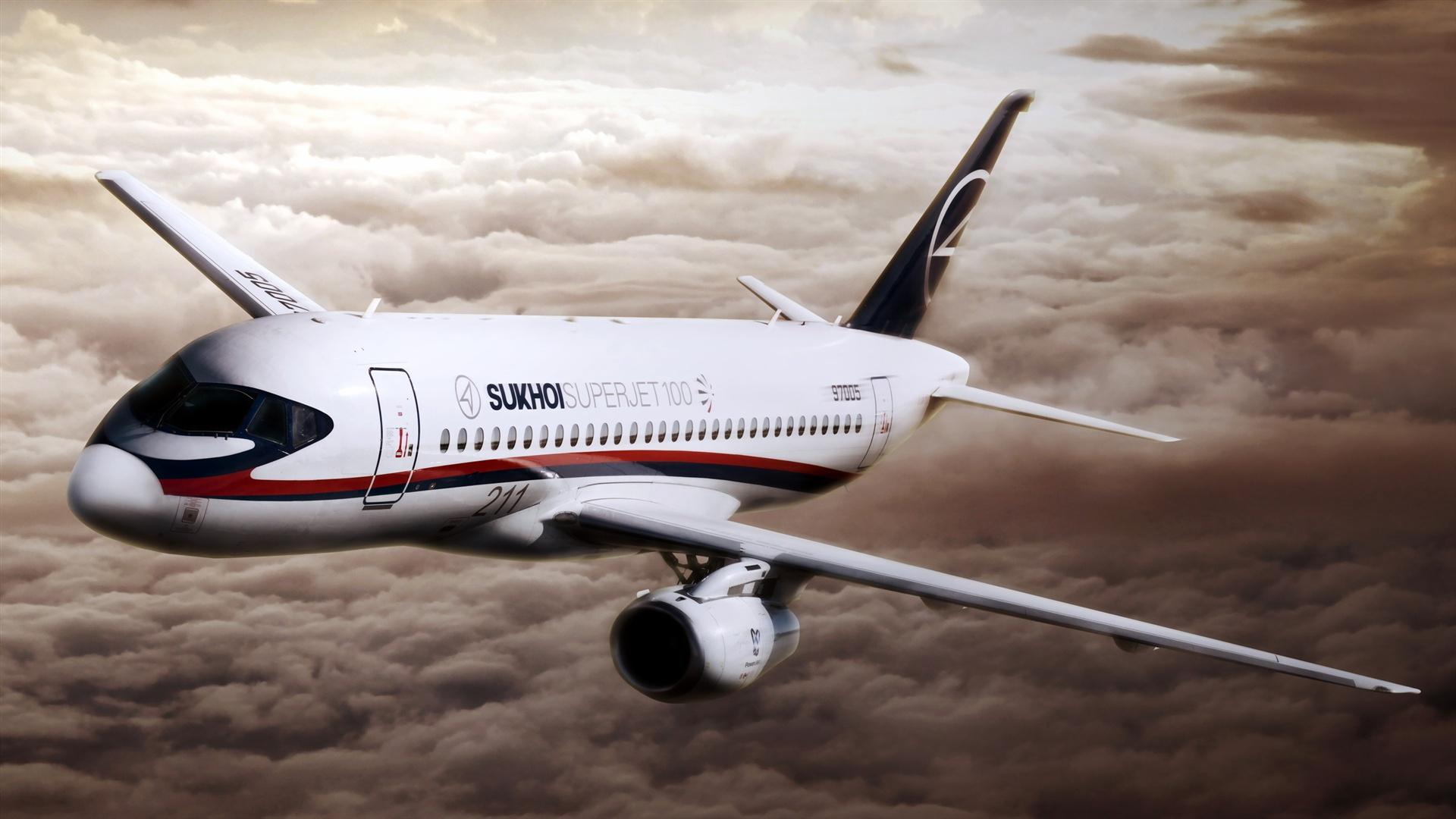 Sukhoi Superjet-100 - 97005
