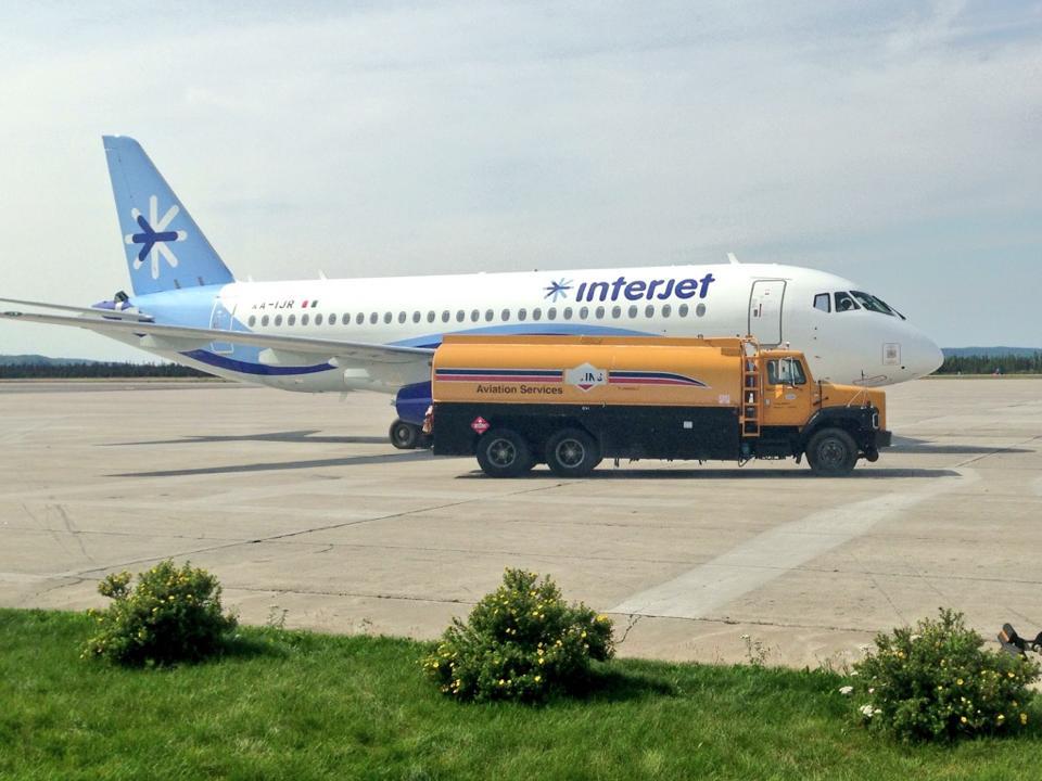 Sukhoi Superjet-100 XA-IJR (95024)