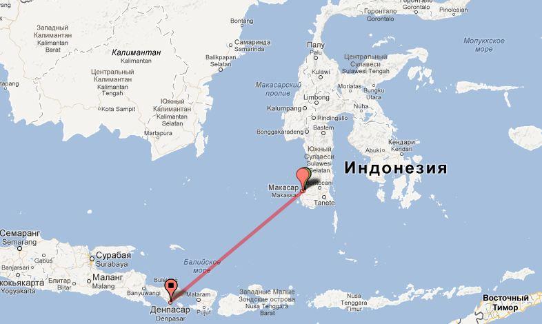 Makassar-Denpasar-route.JPG