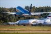 Sukhoi Superjet-100 - RA-89015 улетел на базу заказчика
