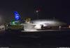 Sukhoi Superjet-100 - обработка против обледенения