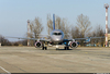 Sukhoi Superjet-100 - RA-89008 в Днепропетровске 10.03.2014