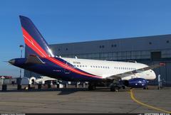 Sukhoi Superjet-100 - 95009