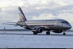 Sukhoi Superjet-100 - RA-89010 в Тюмени