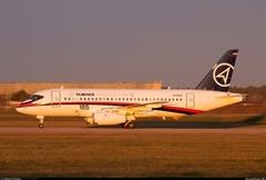 Sukhoi Superjet-100 - 95003 летает в ноябре 2013