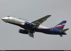Sukhoi Superjet-100 - RA-89003 в Перми