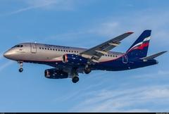 Sukhoi Superjet-100 - RA-89017 (95035)