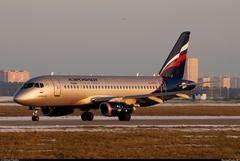 Sukhoi Superjet-100 - 89004