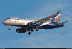 Sukhoi Superjet-100 - 89032