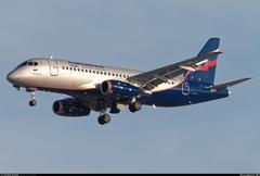 Sukhoi Superjet-100 - 89023