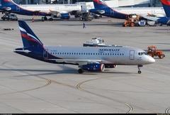 Sukhoi Superjet-100 - RA-89003