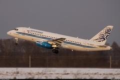 Sukhoi Superjet-100 - 89021 в Жуковском
