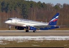 Sukhoi Superjet-100 - RA-89024