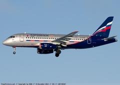 Sukhoi Superjet-100 - 89010 в небе