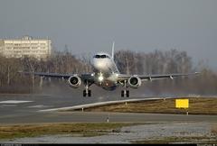 Sukhoi Superjet-100 - GZP9669 OSF-EVN