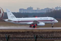 Sukhoi Superjet-100 - 95061