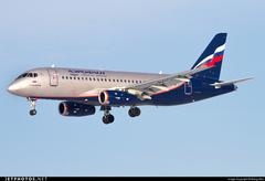 Sukhoi Superjet-100 - 95025
