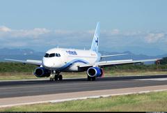 Sukhoi Superjet-100 - XA-IJR в Мазалтане