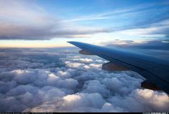 Sukhoi Superjet-100 - В небе Мексики