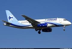 Sukhoi Superjet-100 - Mexico City (- Licenciado Benito Juarez International)