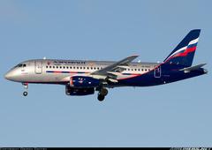 Sukhoi Superjet-100 - 89010
