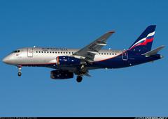 Sukhoi Superjet-100 - Сысовский