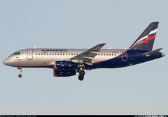 Sukhoi Superjet-100 - 89017