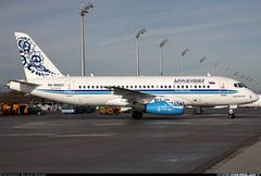 Sukhoi Superjet-100 - RA-89021 в Мюнхене