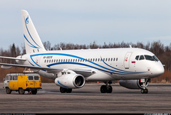 Sukhoi Superjet-100 - 89018 в Архангельске