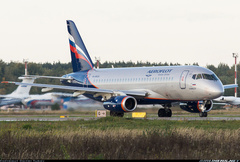 Sukhoi Superjet-100 - 95044 в Нижнем Новгороде