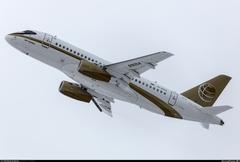 Sukhoi Superjet-100 - RA-89004