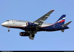 Sukhoi Superjet-100 - 89014