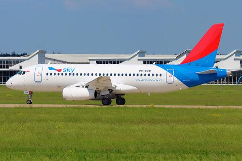 Sukhoi Superjet-100 RA-89084 (95027)