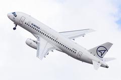 Sukhoi Superjet-100 - 97006
