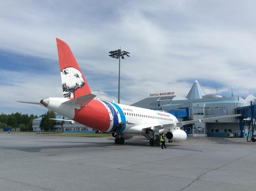 Sukhoi Superjet-100 - 10 июня 2016