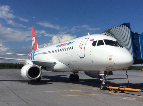 Sukhoi Superjet-100 - 89036